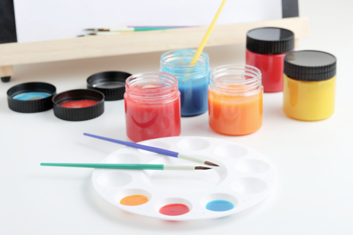 Homemade Craft Paint